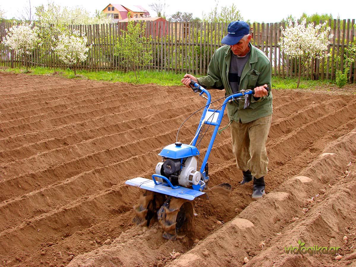 Η επίδραση της τεχνολογίας στην αγροτική ανάπτυξη