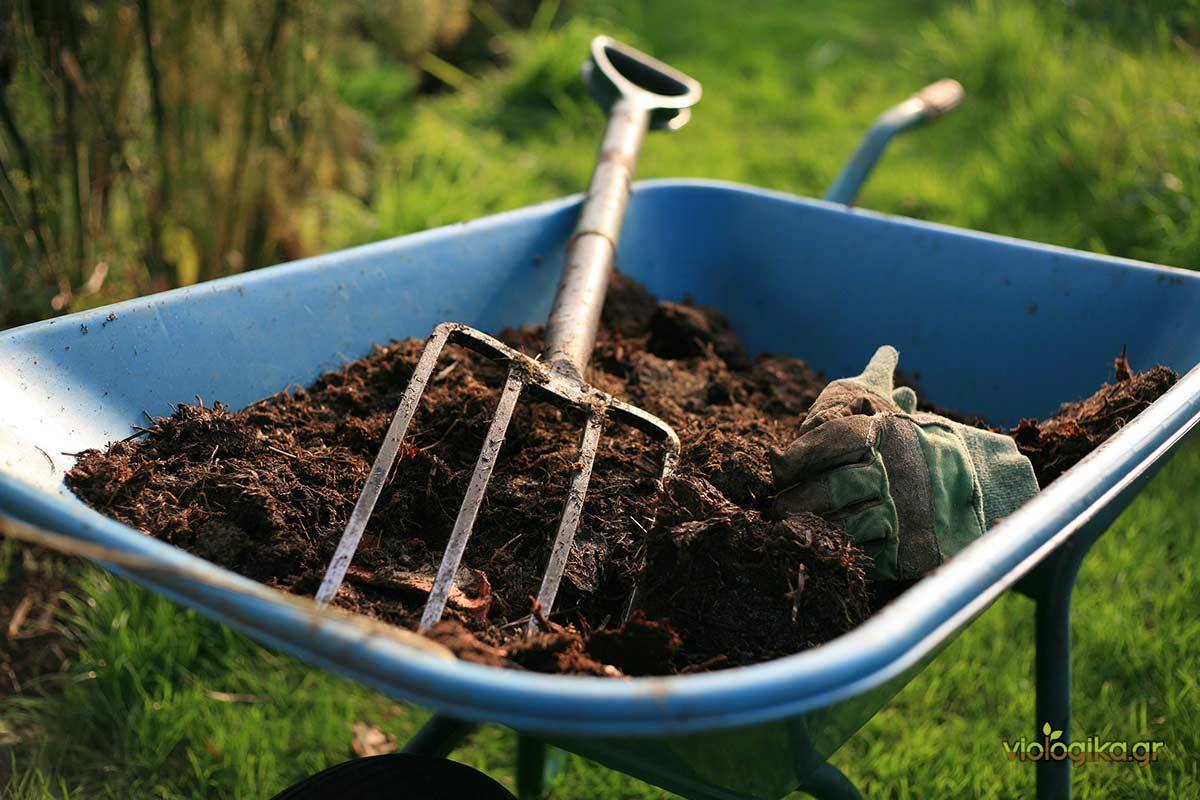 Προετοιμασία χώματος για έναν επιτυχημένο λαχανόκηπο