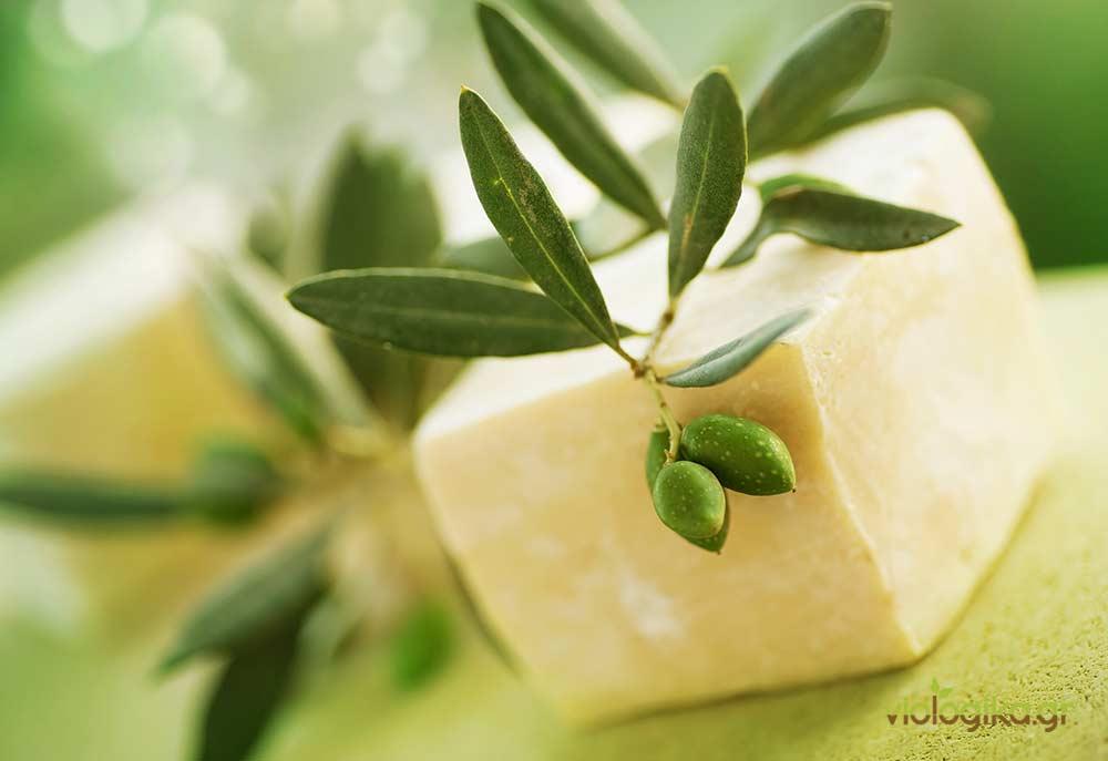 Βιολογικό σαπούνι, φυσικό σαπούνι
