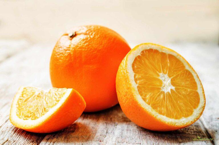 Βιολογικά πορτοκάλια