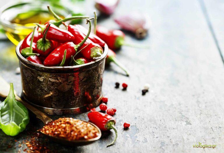 Καλλιέργεια και χρήση καυτερής πιπεριάς