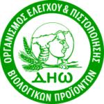 ΔΗΩ λογότυπο