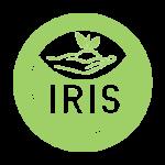 Iris λογότυπο