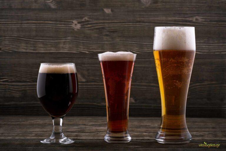 Βιολογική μπύρα