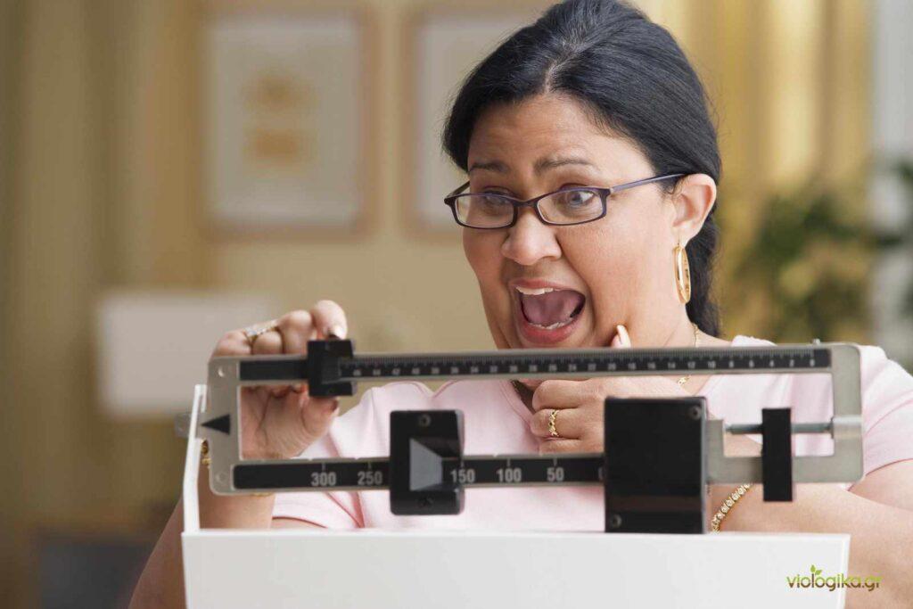 Νίκησε την ζυγαριά! Απώλεια βάρους με την ελάχιστη δυνατή προσπάθεια.