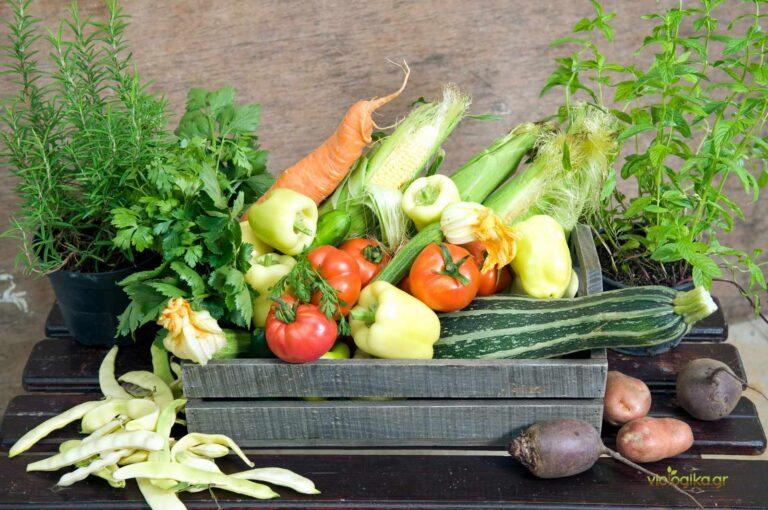 Πόσα λαχανικά πρέπει να τρώμε την ημέρα;