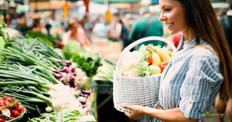 Πάρε τα απαραίτητα θρεπτικά στοιχεία από τη διατροφή σου