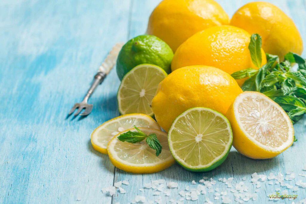 Βιολογικά λεμόνια