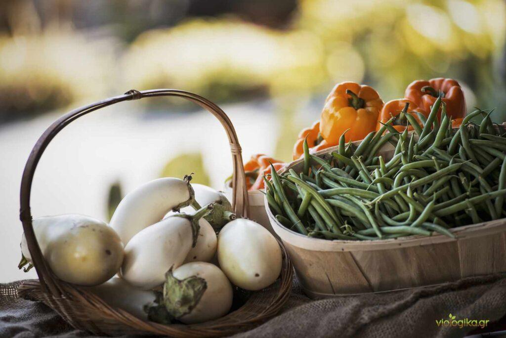 Τι κάνει τα βιολογικά τρόφιμα καλύτερα από τα συμβατικά;
