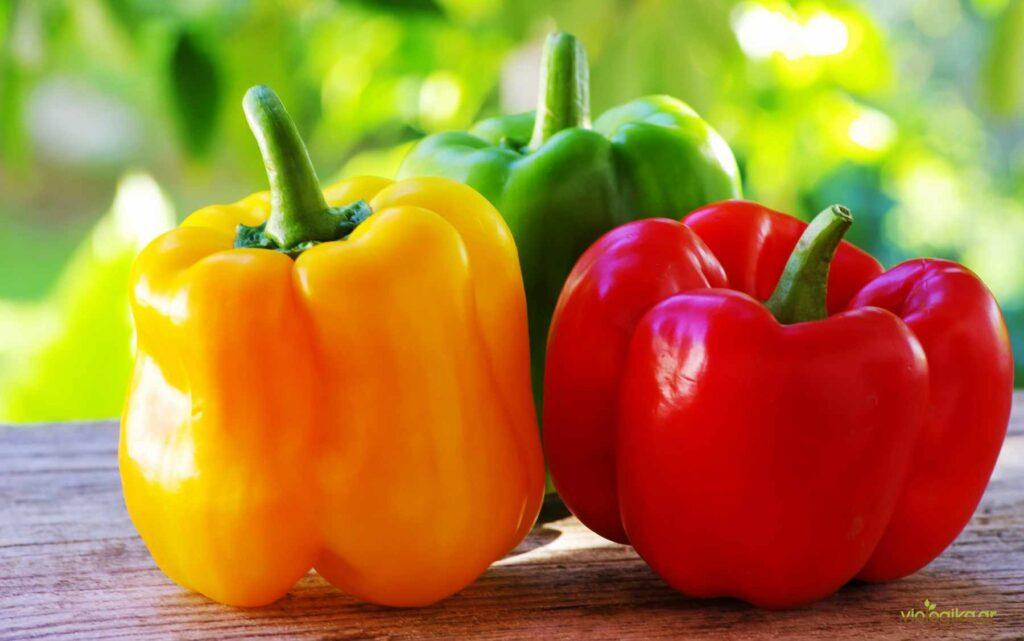 Βιολογικές πιπεριές