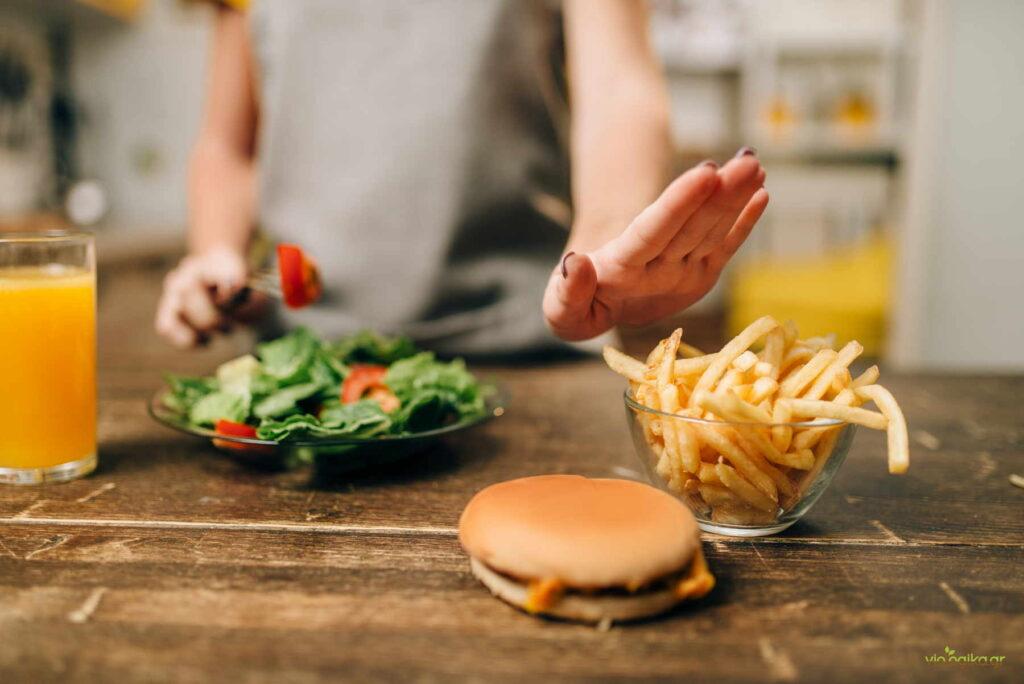 Ξεχάστε τις επεξεργασμένες τροφές
